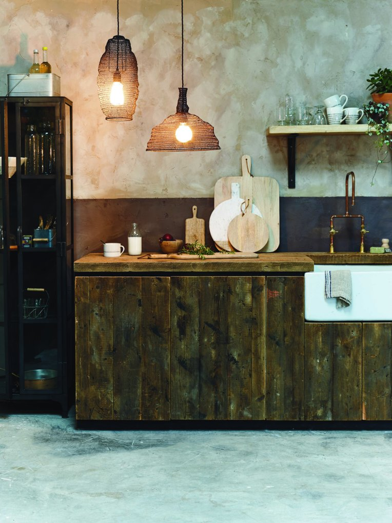 Rustic Kitchen 02